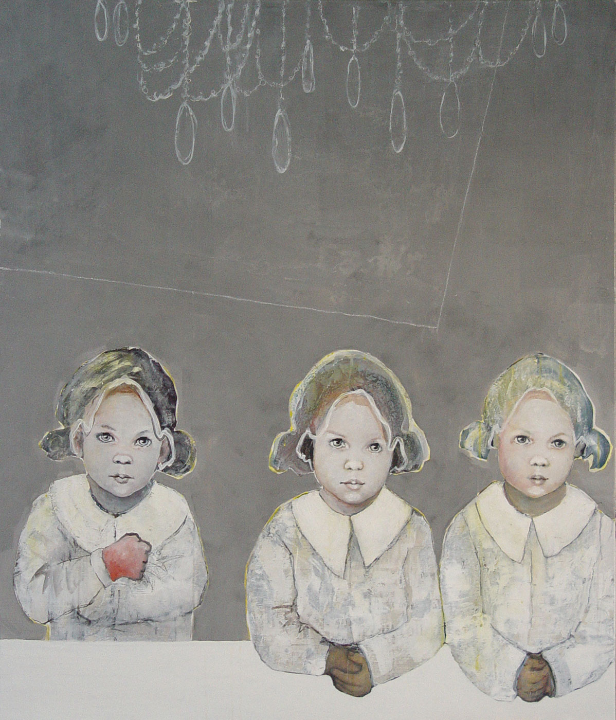 Girls on a White Table (2011)