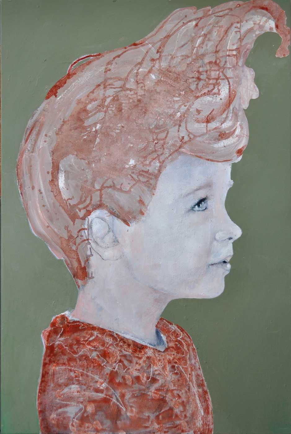Child with Crest (2014)